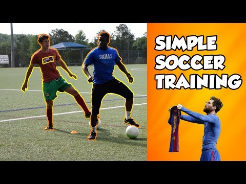 Simple Soccer Training For All Ages