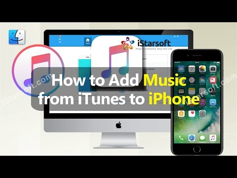 How to Add Music from iTunes to iPhone