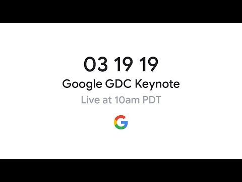 Xxx Mp4 Stadia GDC 2019 Gaming Announcement 3gp Sex