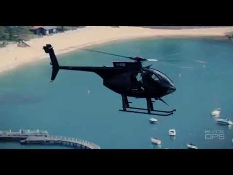 BLACK OPS HELICOPTERS