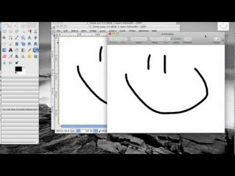 How to export a movie as a JPEG in GIMP
