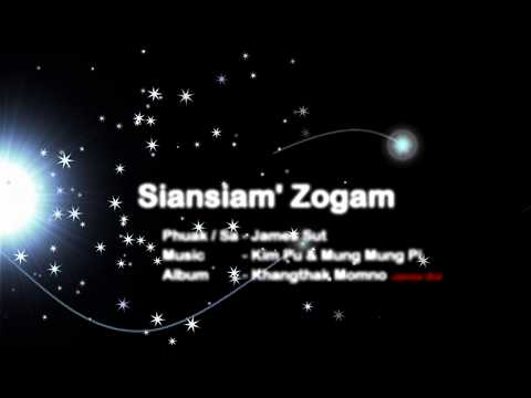 James Sut - Siansiam' Zogam (Lyrics Video)