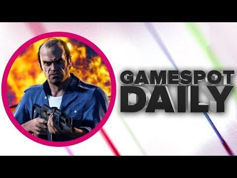 GTA 5 May Be As Good As It Gets For Rockstar - GameSpot Daily