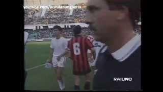 Serie A 1991/1992   Bari vs AC Milan 0-1   1991.10.27