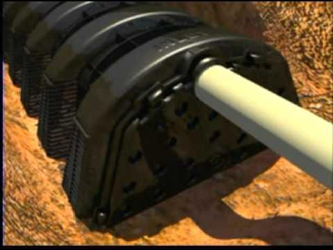 OHEL - Infiltrator leaching field soakaway system