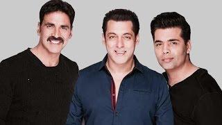 BIG NEWS! Akshay Kumar In Salman Khan & Karan Johar