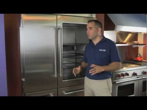 SubZero PRO 48 Refrigerator TopLine Appliance Center  Westfield , Wall , Roselle NJ New Jersey