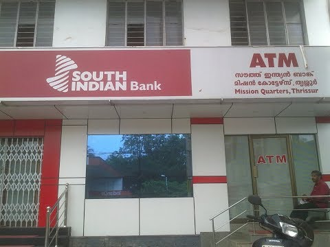 How to print Cyber receipt in south indian bank net banking