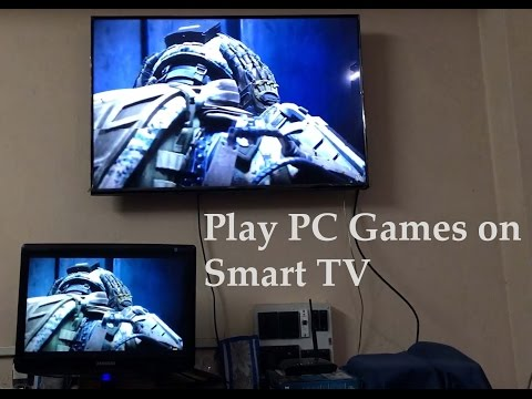 How to Play PC Games on Smart TV (Windows 10)