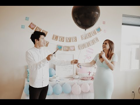 💖 GENDER REVEAL PARTY!!! - IT'S A... ??? 💖