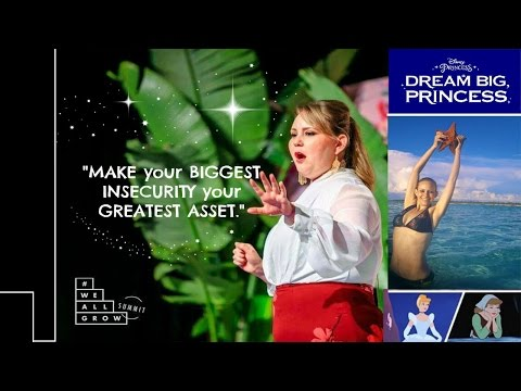 My story with overweight From Bullying to Success |  Disney Princess - Laura Muller