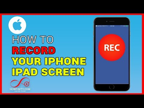 How To Record your iPhone or iPad screen for free-with and without a computer