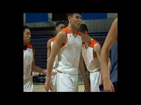 2018-04-28 Anthony Leal 2020 Indiana Elite 2020 80 vs Team Loaded NC 73