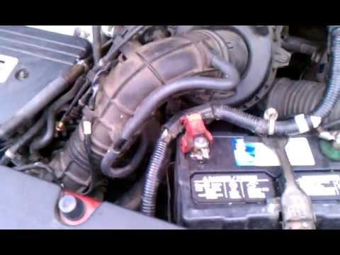Change transmission fluid Honda Element
