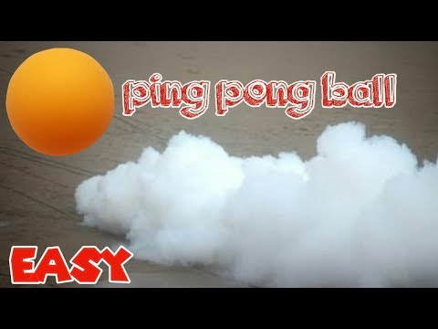 Simple Life Hack How To Make Smoke Bomb