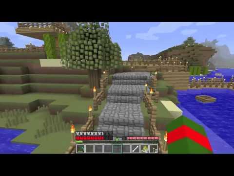 Minecraft'n Ep. 1 - Sargville