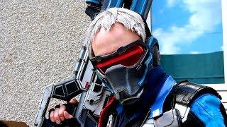 Soldier 76: Overwatch Cosplay