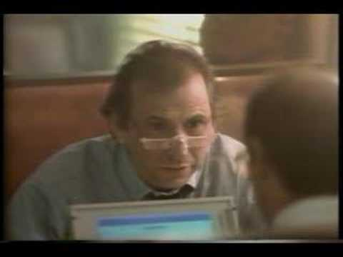 Apple Powerbook Classic Commercial 1993