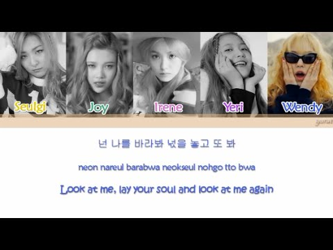 Red Velvet (레드벨벳) - Ice Cream Cake (Color Coded Han|Rom|Eng Lyrics/sub)