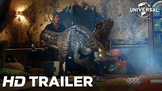 Jurassic World: Fallen Kingdom Final Trailer (Universal Pictures) HD