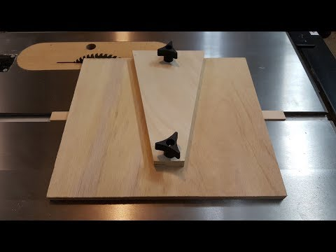 Quick and Easy Wedgie Sled