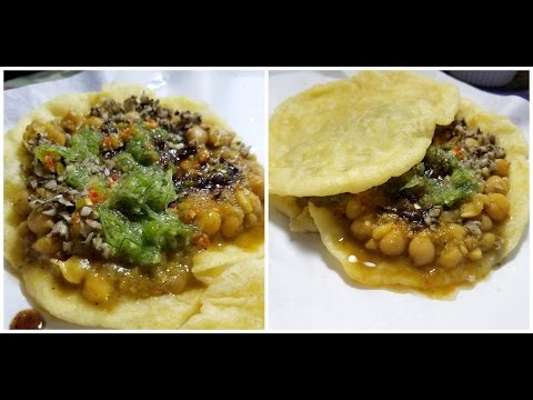 The Ultimate Trinidad and Tobago Doubles Recipe | Trinidad Street Food | Taste of Trini