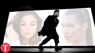 References To Selena Gomez In The Weeknd
