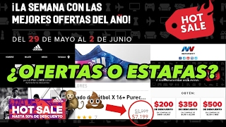 HOT SALE MÉXICO 2017 | ¿OFERTAS REALES O ESTAFAS? |