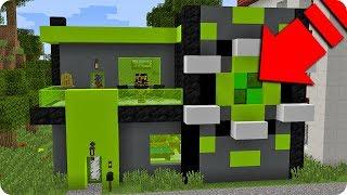 Robot De Massi Vs Robot De Whitezunder En Minecraft