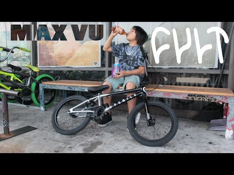 MAX VU BUILDS UP NEW CULT JUVENILE 18
