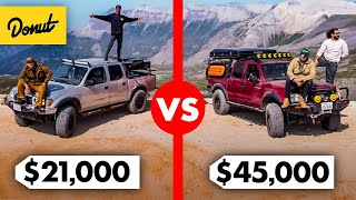 $21,000 vs $45,000 Overland Tacoma Build - HiLow FINALE!