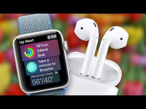watchOS 4.3, The Music App & Your AirPods!