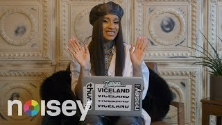 Cardi B Responds to Your Comments on Bodak Yellow: The People Vs Cardi B