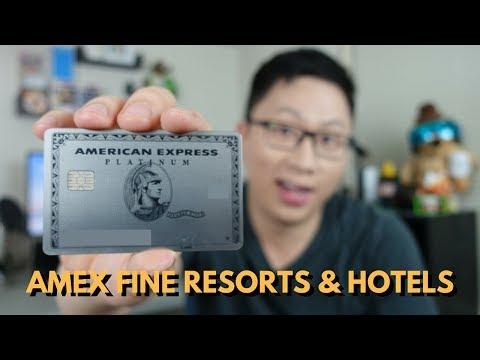 Amex Fine Hotels and Resorts