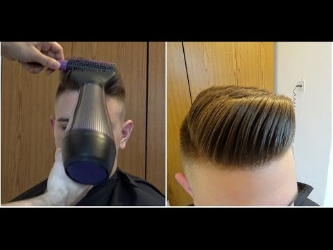 How To Add Volume Perfect Pompadour New Sexiest Hairstyles for Men's 2018 Marco Reus