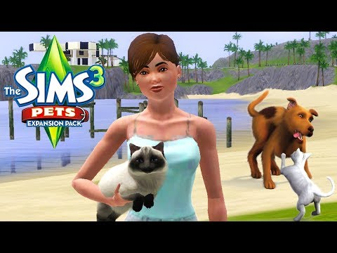 The Sims 3 PETS - MAKING MY SIM!! (Sims 3 Pets, Episode 1)