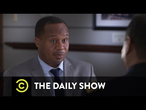 The Army Corps of Engineers' Iron Triangle: The Daily Show