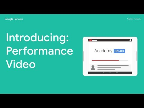 Academy on Air: Introducing Performance Video (24.05.2018)
