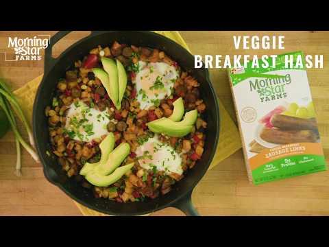 MorningStar Farms® Loaded Breakfast Hash Recipe