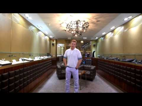 Jewellery House of MaximiliaN London. Colombian Emeralds