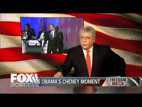 Freedom Watch - Judge Napolitano's Open Letter to Occupy Wall Street Oct 13, 2011