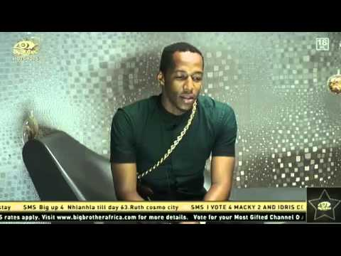 Big Brother Hotshots - Head of House in the building