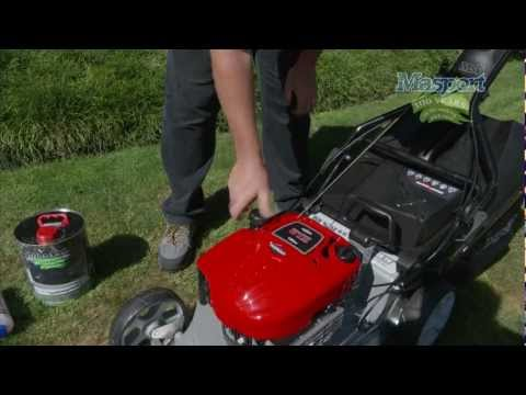 Masport Lawnmowers: Start-Up Lawnmower Procedure