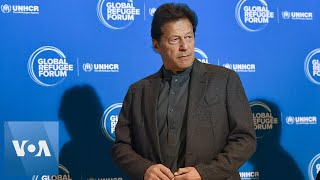 Pakistan's Imran Khan, Turkey's Erdogan Arrive to Global Refugee Forum