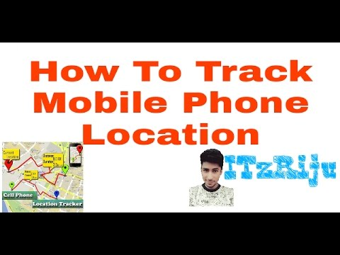 How To Track Mobile Phone Location - Find Your Mobile /how to trace mobile number current location