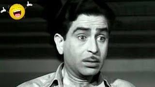 Jobless Raj Kapoor - Anari - Superhit Comedy Scene