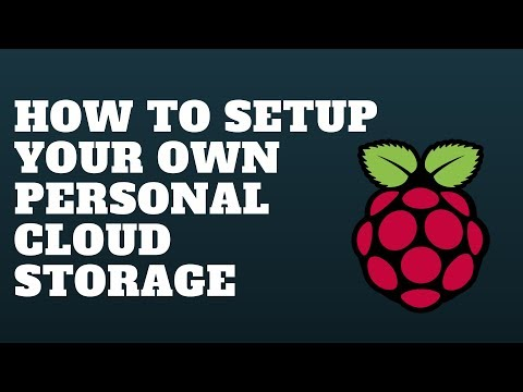 How to Setup Your Own Personal Cloud Storage
