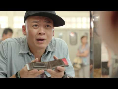 DBS Contactless Payment: One Special Order