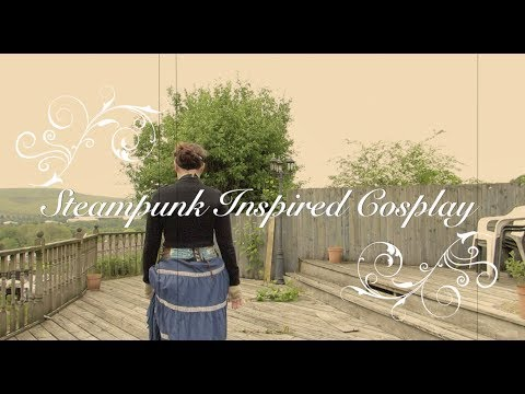 Cosplay Ideas - Easy Steampunk Costume