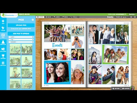 Creating Collage Pages